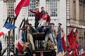 The Barricades in Tom Hooper's Les Misérables